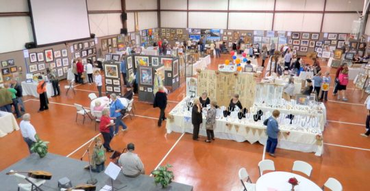 Date Set for 2016 Genny Wood Fine Art Show and Sale