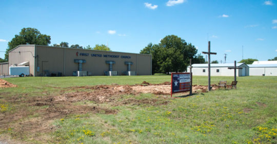 New Site for the Bullard Mission House and Mission Clinic