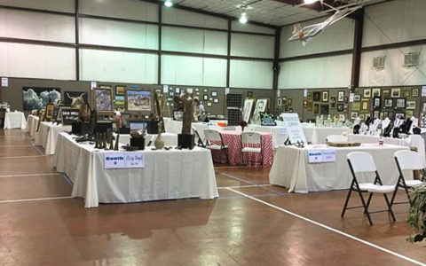 SAVE THE DATE: The 11th Annual Genny Wood Fine Art Show is November 3rd