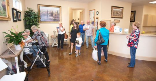 Open House reveals God at work in Bullard, TX