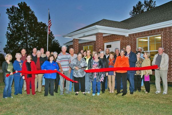Bullard Mission House & Mission Clinic Dedication and Ribbon Cutting Ceremony